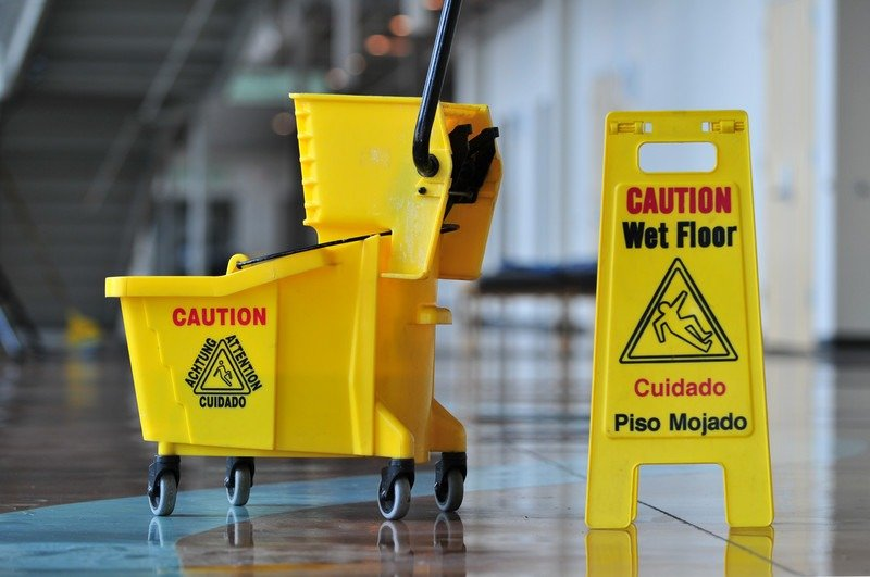 Outsourced Janitorial Services?