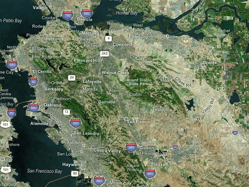 system4 locations san francisco east bay alameda county contra costa county