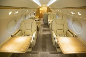 Microshield 360 provides deep cleaning and disinfection services for the private aviation industry.