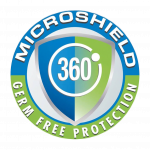 MICROSHIELD 360 ANTIMICROBIAL IS EPA REGISTERED AND FDA APPROVED FOR DIRECT FOOD CONTACT SURFACES